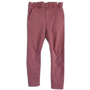 Men's Chapter Mauve Chino Pants